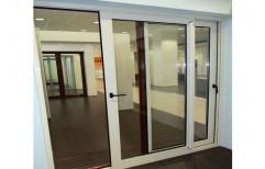 Aluminium Sliding Door by Alkraft Decorators Private Limited