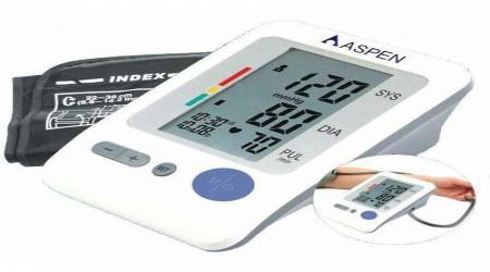Aspen Fully Automatic Digital Blood Pressure Monitor by Sun Distributors