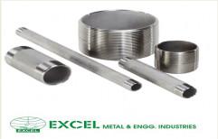 Barrel Nipple by Excel Metal & Engg Industries