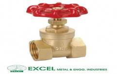 Brass Valve by Excel Metal & Engg Industries