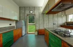 Contemporary Modular Kitchen by Decor Ideas