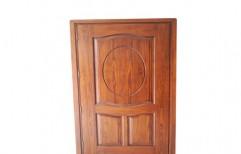 Decorative Wooden Door by Madhav Tradelink
