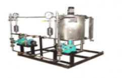Dosing Pump System by Positive Metering Pumps I Private Limited