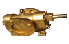 Double Helical External Bearing Gear Pump by Promivac Engineers