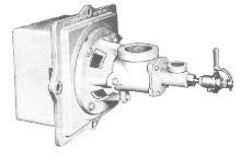 Dual Fuel Flat Flame Burners by S. P. Industries