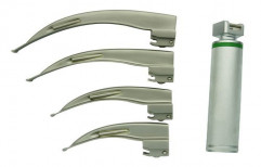 Fiber Optic Laryngoscope by Ambica Surgicare