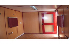 Furnished Office Container by Anchor Container Services Private Limited