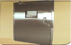 Hermetically Sealing SS Doors by Mediline Engineers