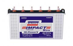 Hi Power Impact Xtra Tubular Battery by Jasoria Brothers