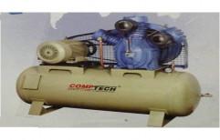 High Pressure Air Compressor by Hind Pneumatics