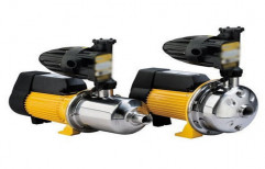 High Pressure Booster Pump by Jehovah Enterprises