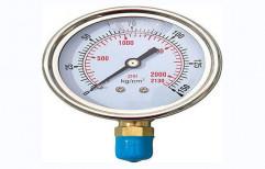 High Pressure Glycerin Filled Gauges by Sai Enterprises