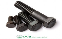 High Tensile Bolts by Excel Metal & Engg Industries