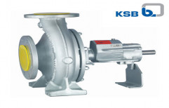 Horizontal Centrifugal Pump by KSB Pumps Limited
