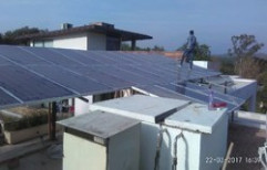 House Solar Rooftop Panel by E6 Energy