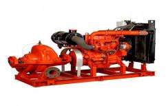 Koel 1500 W Fire Pump Engine