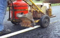 Laying of Access roads by Naugra Export