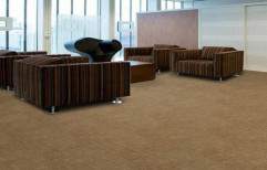 Living Room Floor Carpets by Sajj Decor