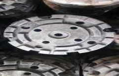 Machinery Parts in cast iron by Royal Enterprises