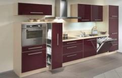Membrane Modular Kitchen by Philips Interiors International