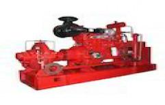 Kirloskar Fire Water Pump, Max Flow Rate: Upto 800m3/Hr