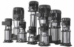Multistage Vertical Centrifugal Pump by Hydro Tech Engineers