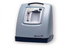 Nuvo 10 Oxygen Concentrator by Ambica Surgicare