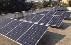 On Grid Solar Power System 4 KW by Jeevaditya Solar Power Private Limited