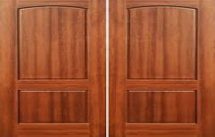Panel Wooden Doors by Arihant Timber Industries