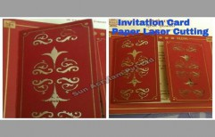 Paper Laser Cutting Services by Sun Acrylam Private Limited