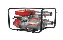 Petrol Start Kerosene Run Self Priming Pump Set by Nipa Commercial Corporation
