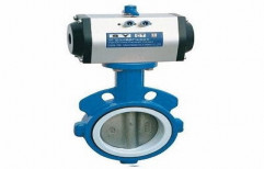 Pneumatic Butterfly Valves by Arcene Supply Services LLP