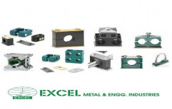 PP Clamps by Excel Metal & Engg Industries