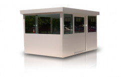 Prefabricated Security Booth by Anchor Container Services Private Limited