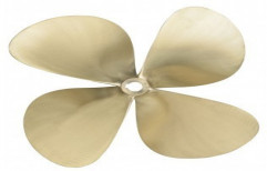 Propeller 4 Blades by Vetus & Maxwell Marine India Private Limited