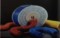 PU Tube and Piping PU Nylon Teflon by Hind Pneumatics