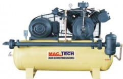Reciprocating High Pressure Air Compressor by Hind Pneumatics
