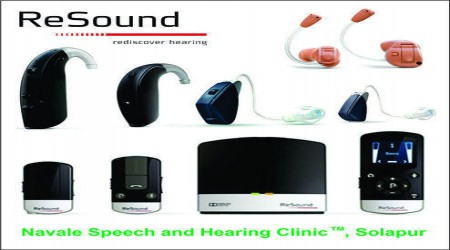 Resound Hearing Aid by Navale Speech & Hearing Clinic