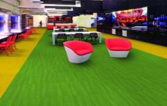 Restaurant Carpet Tiles by Sajj Decor
