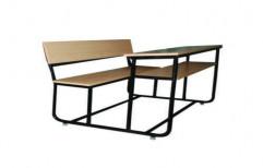 School Bench by Raaghavi Associates