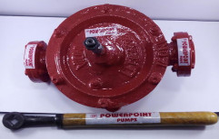 Semi Rotary Hand pump by Mach Power Point Pumps India Private Limited