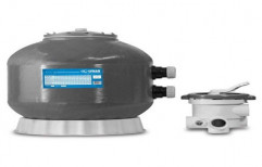 Side Mount Sand Filter by Ananya Creations Limited