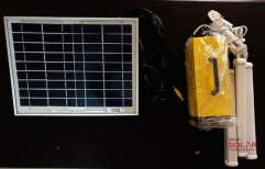 Solar Home Lighting System by Indium Projects Private Limited