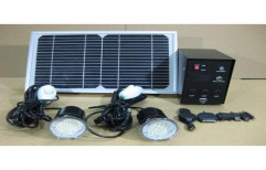 Solar Home Lighting System by Techdzire Solar Private Limited