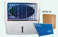 Solar Operated DC Cooler by Sunshine Engineering