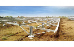 Solar Panel Structure by AP Solar Works