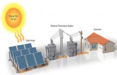 Solar Power Plant by Micro Enterprise