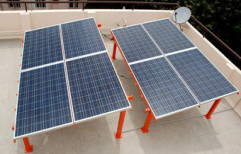 Solar Rooftop System by Flare Solar Solutions & Engineering Services