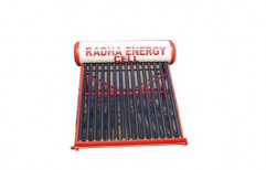 Solar Water Heater 100 LPD by Radha Energy Cell