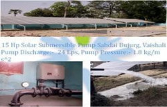 Solar Water Pump by Veddis Solars Private Limited